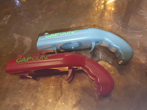Bottle Opener Cap Gun