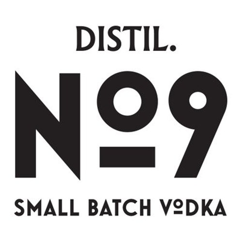 Distil No 9 40% 200ml