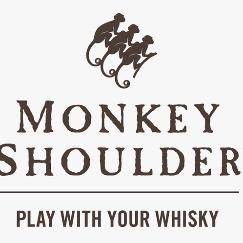 Monkey Shoulder Blended Malt Scotch 40% 200ml