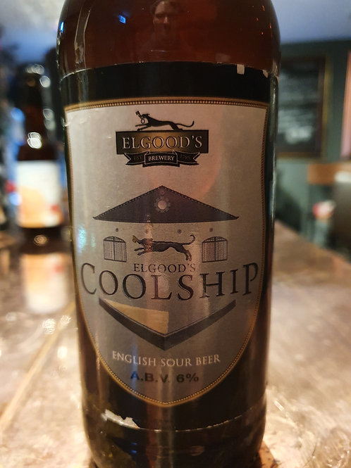 Elgood's Coolship Sour Beer
