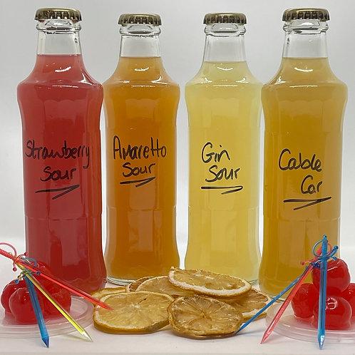 Cocktail Tasting Set Sours