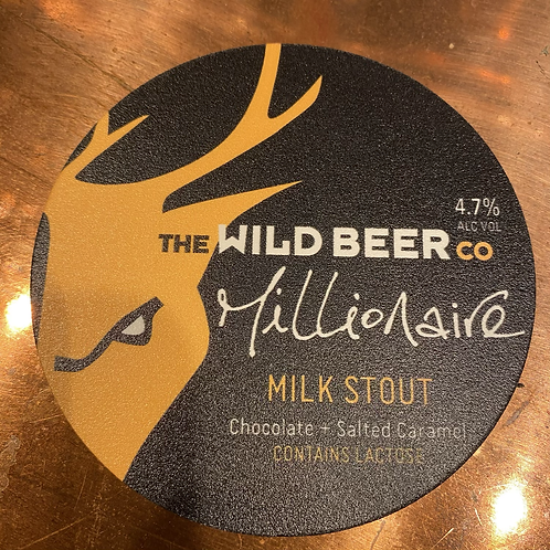 The Wild Beer Co. Millionaire Stout