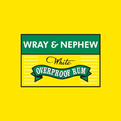 Wray & Nephew Overproof 63% 200ml