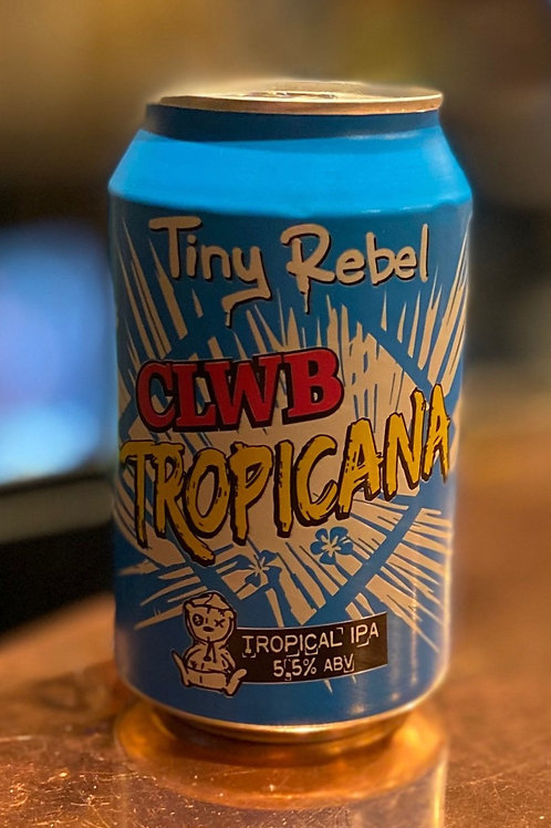 Tiny Rebel Clwb Tropica Can