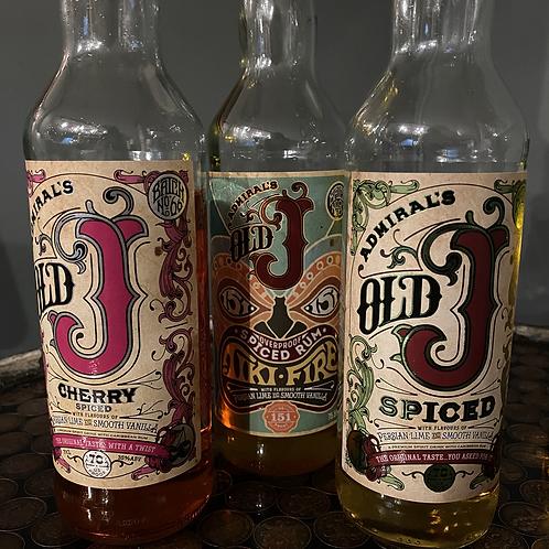 Old Jamaican Rums 200ml - Choose