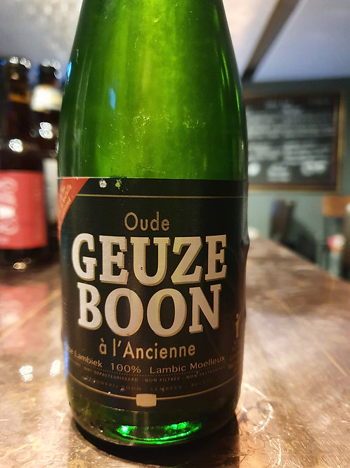 Oude Geuze Boon Sour Beer
