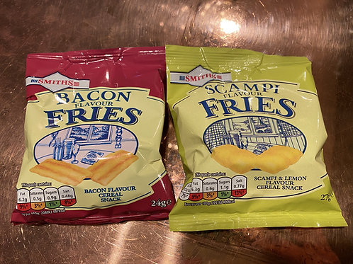 Bacon Fries Pack
