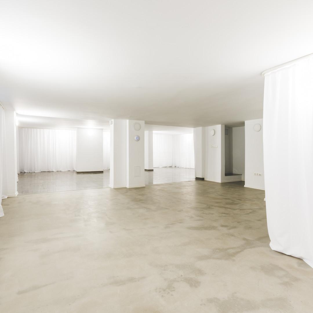"""basement floor """"MAZE"""""""