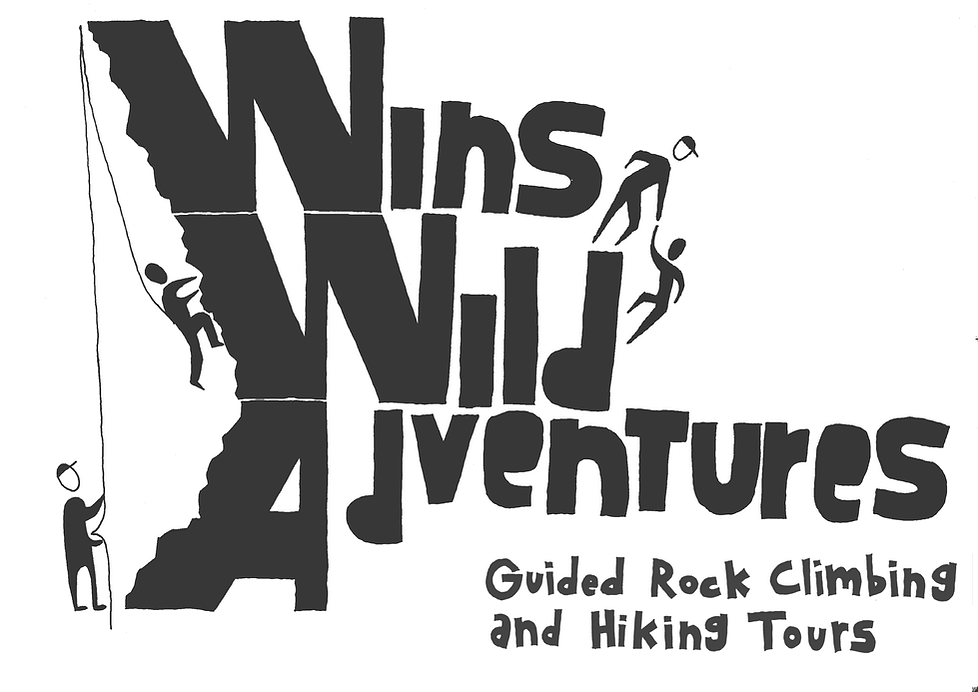 Win's Wild Adventures logo