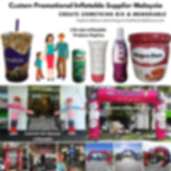 Inflatable Advertising Supplier Malaysia