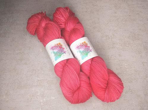 Red, Organic Merino DK