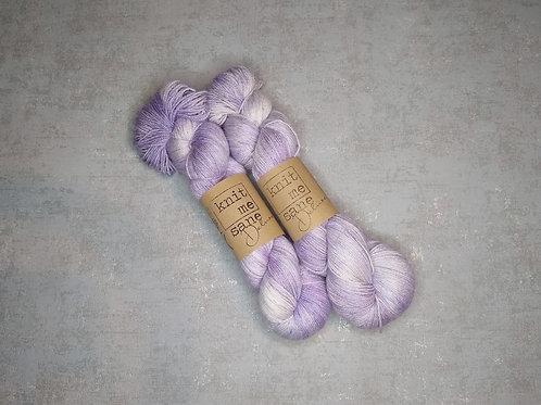 Parma Violets, Cashmere Silk 4ply
