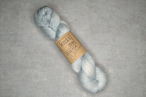 Silver Linings, BFL Silk Lace