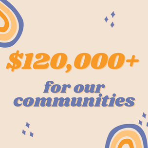 Investing in our communities