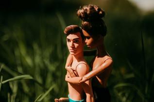 Nikki Paxton The Family Barbie Lockdown