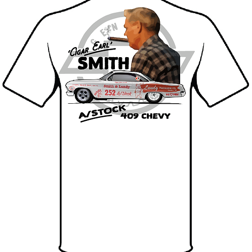 """Earl Smith """"Smith & Lundy"""" T-Shirt"""