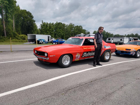 Early exit for Smith Jr in first 2020 CCRA race