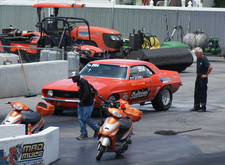 First NHRA race of 2020 a huge success for Curt Smith Jr.