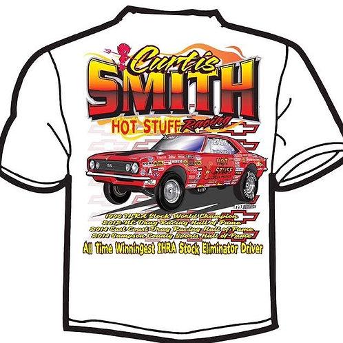 Curtis Smith T-Shirt (White)