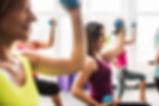 aerobics klasse
