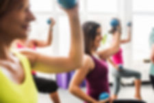 women's fitness Strength and muscle conditioning