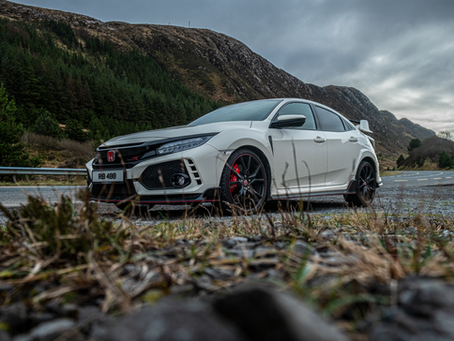 Type R Honda Civic Review & First Impressions