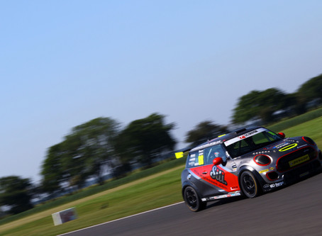 Barr takes the positives from Snetterton