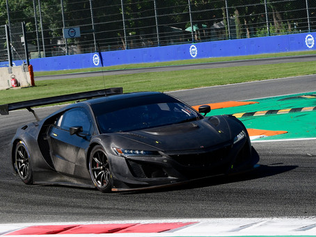 JAS Motorsport Development Driver