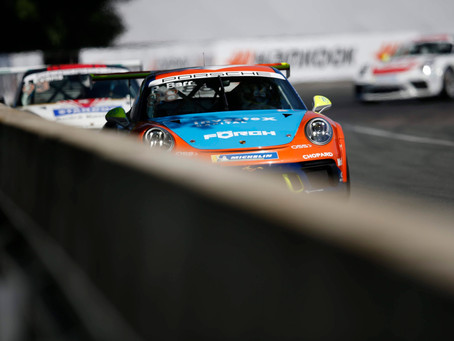 Reece closes the gap in Qualifying but challenging weekend at Norisring for the FORCH camp