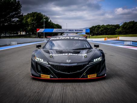 GT World Challenge Official Test Paul Ricard