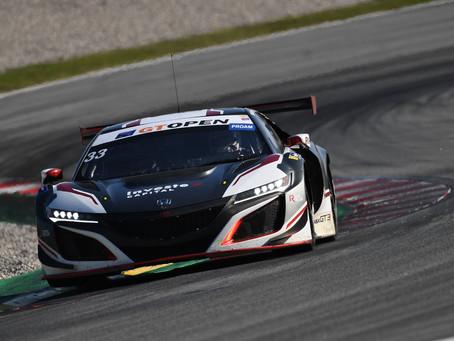 JAS Development Driver Reece Barr to race NSX GT3 Evo in International GT Open in 2021