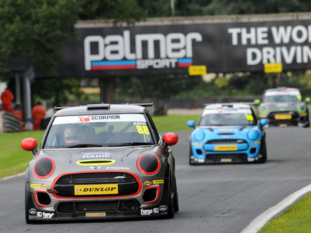 Reece closes in on Rookie crown at Oulton Park