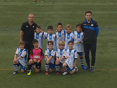 Prebenjamín C 3-2 Sporting Gavà