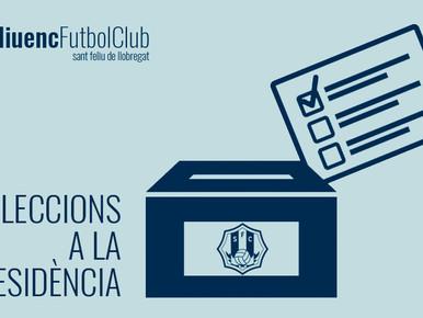 Eleccions que decidiran el futur en un procés electoral d'un mes