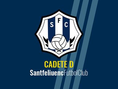 Cadete D 2 - 3 Sant Lluis Associació Esportiva A