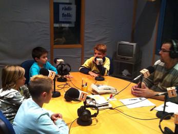 Ràdio Sant Feliu | Entrevista al benjamín A