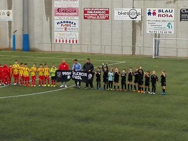 St Vicenç Associació A 1- 1 Benjamín E