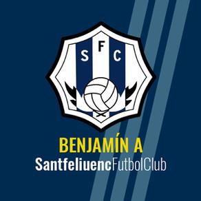 Igualada FC C 3-4 Benjamín A