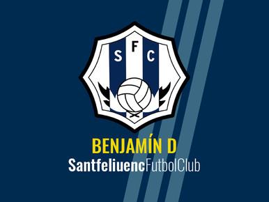 Marianao Poblet B 5-3 Benjamín D