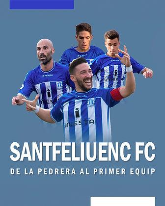 Santfeliuenc FC pedrera