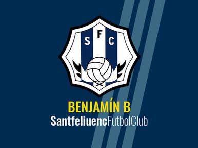 FP Europa 1-1 Benjamín B