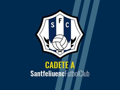 Cadete A 1-3 Castedefells