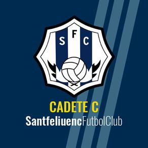 Santboià FC C 6-0 Cadete C