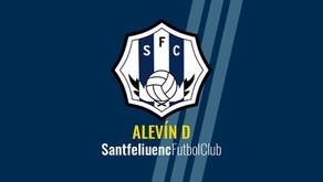 Alevín D 12 - 3 Escola Gavà M