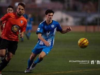 AE St Lluís 1-3 Amateur