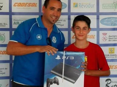 Ganadores de una PS3
