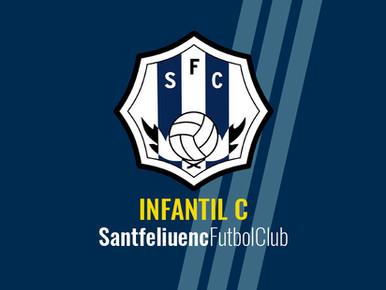 Atlétic Sant Just 2-8 Infantil C