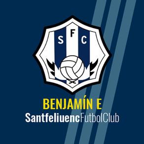 Benjamín E 4-0 Peña Recreativa