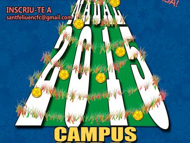 Campus/Tecnificació Nadal 2015