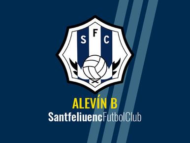 FC Barcelona 4-1 Alevín B